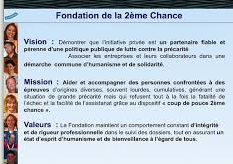 Fondation 2 chance